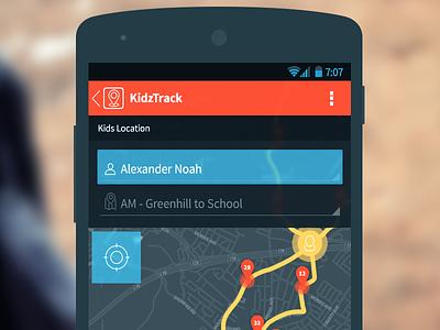 Android location Application android location app application