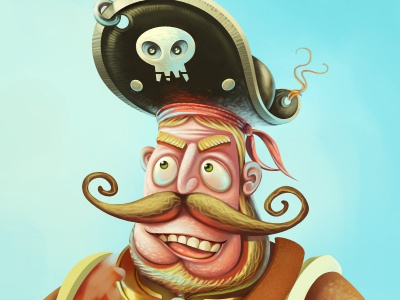 Pice of a pirat