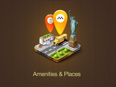 Amenities   places