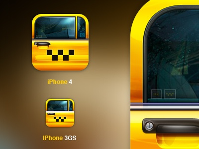 Next taxi app preview