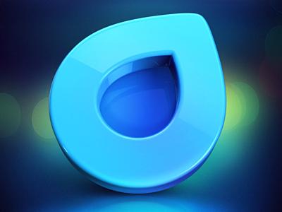 Droplr droplr icon design restyle concept app