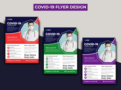 COVID-19 Flyer Design Tamplate (coronavirus) coronavirus icon covid19 icon covid19 flyer covid19 banner creative flyer flyer design idea design tamplate business flyer flyer mockup gym flyer branding corporate flyer flyer design coronavirus covid-19