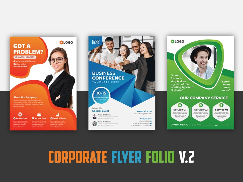 Corporate Flyer Folio V.2 covid-19 flyer fitness flyer health flyer gym premium flyer abstrac flyer free taplate annual report professional flyer free flyer banner design flyer mockup creative flyer real estate flyer gym flyer business flyer flyer design idea corporate flyer flyer design