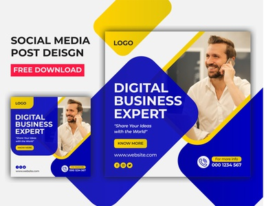 Business Social Media Post Design Template real estate flyer business flyer branding gym flyer corporate flyer free download business banner instagram post design social media post template banner template flyer design corporate business post design social media post