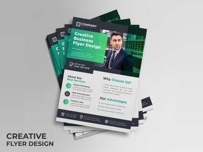 CREATIVE BUSINESS FLYER DESIGN real estate flyer creative flyer flyer design idea business flyer corporate flyer gym flyer flyer idea flyer mockup design tamplate flyer design flyer