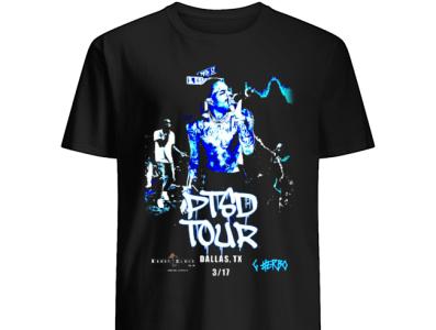 G Herbo PTSD T Shirts