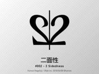 #002 2 Sidedness