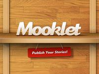 Mooklet Logotype
