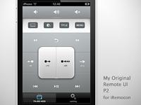 iRemocon Original UI P2