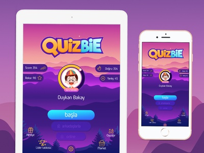 Game ui-ux game asset quizapp quiz flat photoshop gamelogo logo gui game app appstore googleplay ios game animation android play gameplay game