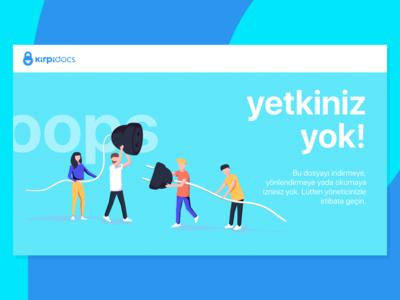 kirpidocs web site ui