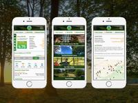 Disc Golf Course Review App