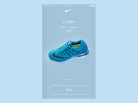 Nike Product Catalog Assets - Airmax