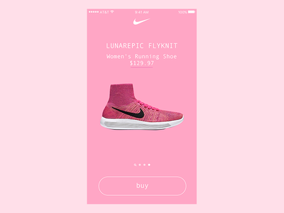 Nike Product Catalog Assets - Lunarepic