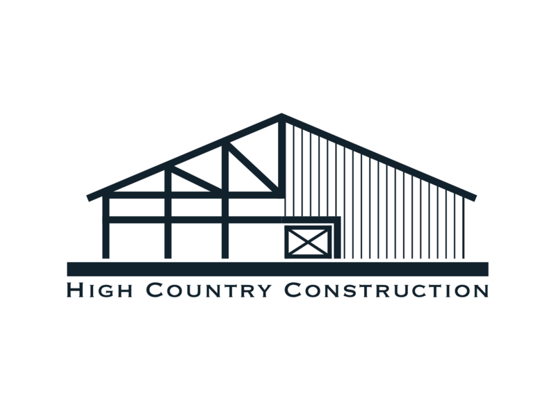 High Country Construction Logo