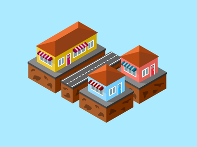 Isometric Neighbourhood