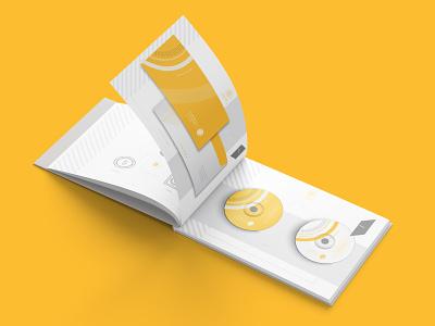 HTDF | Brand Book typography branding design brand design visual identity visual design brandbook brand identity branding illustration illustrator design