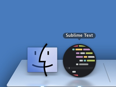 Sublime Text.app icon