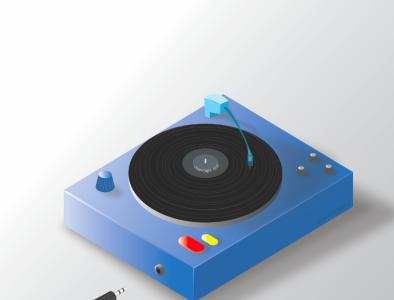 Musique 01 web icon typography vector branding design logo illustration