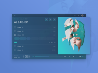 Music Player - Aleae Ep