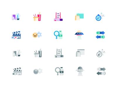 PFM icons - 32x32