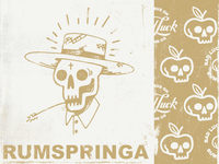 Bad Luck Brewing Rumspringa Cider