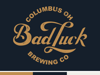 Bad Luck Brewing Co. Logo