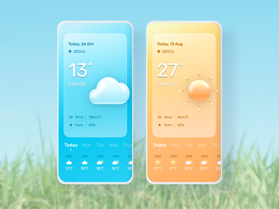 Weather app design mobile app design forecast figma mobile app mobile app dailyuichallenge ui ux weather icon weather forecast weather weather app