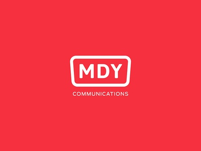 MDY Communications Logo
