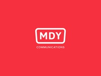 MDY Communications Logo