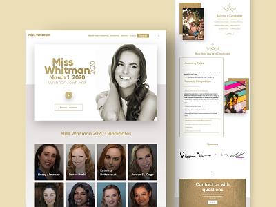 Website Design wordpress website ux ui web webdesign development branding