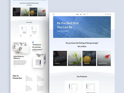 Website Design wordpress website webdesign ux ui web development branding