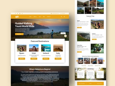 Web Design brand identity wordpress website webdesign web ux ui development branding