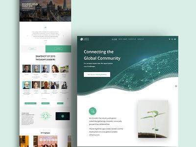 Website design and development app design brand identity wordpress website webdesign web ux ui development branding