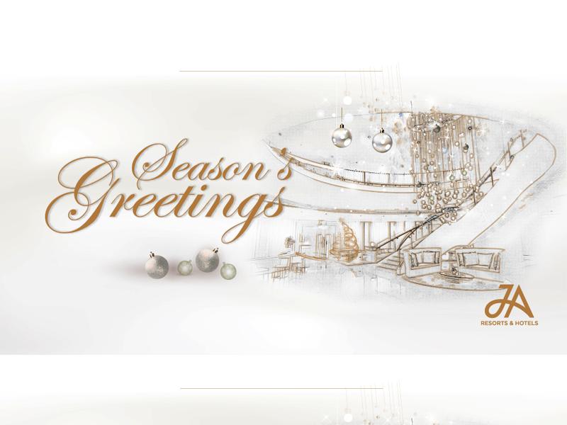 Festive Greetings  christmass greeting card xmass festive