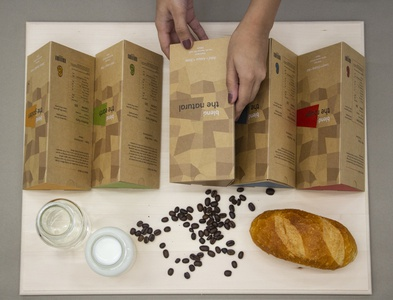 Blend - Sustainable Coffee Packaging