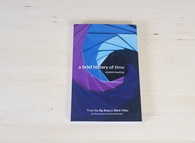 Brief History of Time - Book Cover