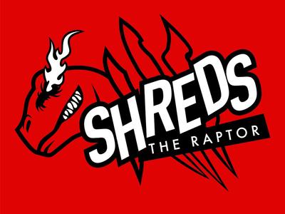 Shreds the Raptor
