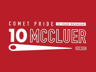 🎓 McCluer High School Reunion Tee