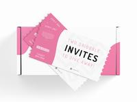 2 Dribbbble Invites!