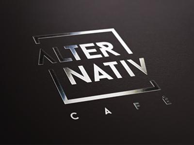 Alternativ Cafe - logo