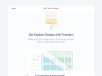 Custom design full