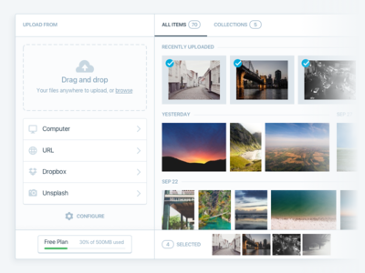 Media Library wordpress gallery sources collection library media modal ui