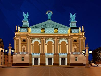 Lviv is a little Paris