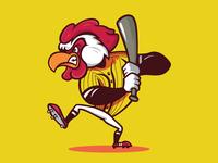 Chicken Baseball