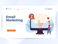 Website Email Marketing