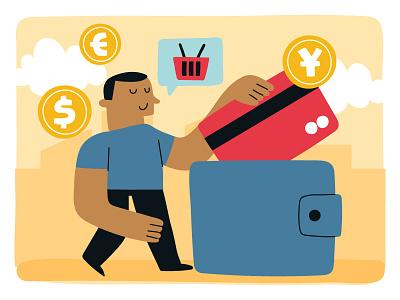 FINANCIAL LITERACY shopping cart shopping credit card money financial app financial finance business finance logo finance app finance