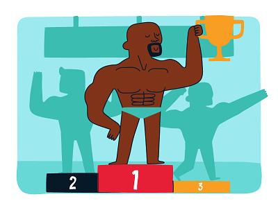 BODY BUILDING CHAMPION sport win trophy champion muscles muscle body building bodybuilding bodybuilder body