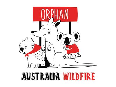 Australia Wildfire Campaign australia megafires pray for australia save koala bears save kangaroo koala bears koala bear koala kangaroo australia fires australia burning australia bushfire australia wildfires australia wildfire australia