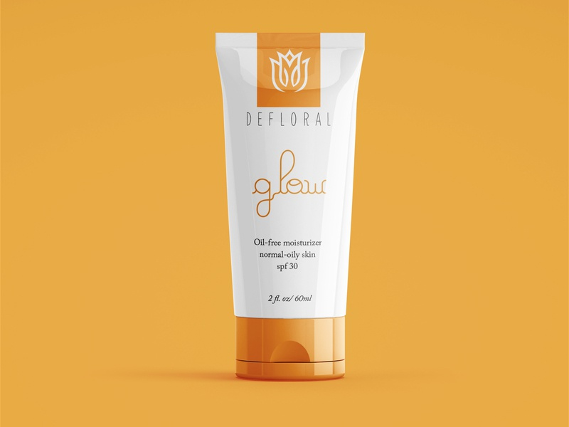 Cosmetics tube packaging